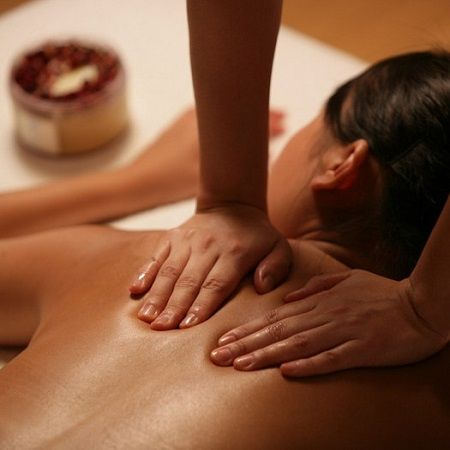 Product Floating + classic massage
