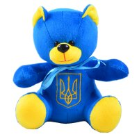 Product Blue teddy