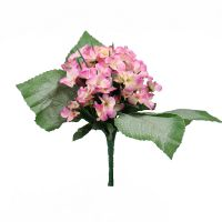 Artificial hydrangea pink | order with delivery UFL