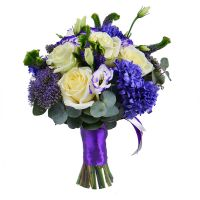 Tender bouquet «Flapper» with delivery to any city