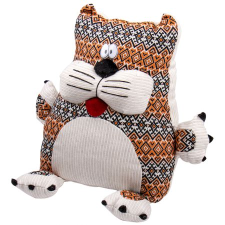Buy in the online store soft cushion in a form of a cat. Delivery!