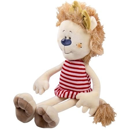 Order cute soft toy Leo the Lion in the online shop with delivery
