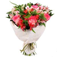 Bouquet «Birthday girl» | order flowers on UFL website