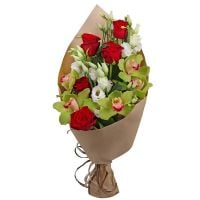 Order the bouquet �Sincerity of love� with delivery to any chosen city of the country and the world.