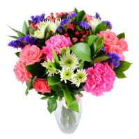 offer bouquet �Wonder� with delivery