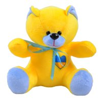 Product Yellow teddy