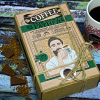 Order delicious coffee «For best father» in the internet-shop UFL. Quick delivery!