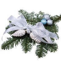 Order decor «Winter colors» in our online shop. Delivery!