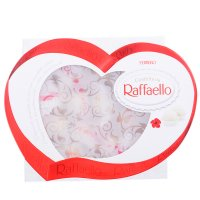 Product Candy Raffaello Heart