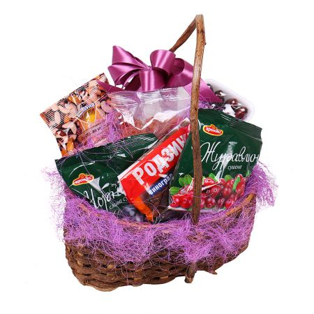 Product Basket of Dried Fruits