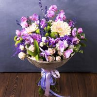 Order the bouquet «Colorful breeze» in our online shop. Delivery!