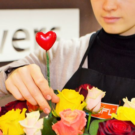 "Product Floristry course: ""Florists for kids\"""