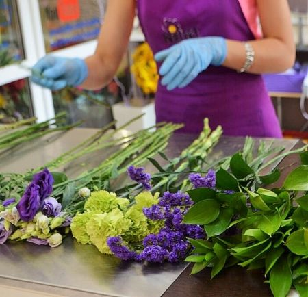 "Product Floristry course ""Fundamentals of European floristry»"