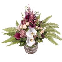 Order unusual bouquet �Forest Nymph� with delivery around the world