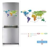 Product Magnetic �World Map�