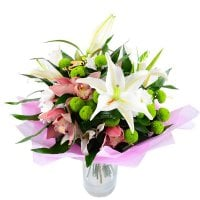 Bouquet «For mom's Birthday» | the flawless presents on UFL