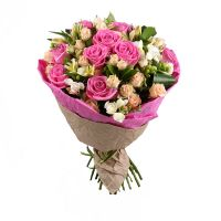 Bouquet «Melody of roses» | order with delivery