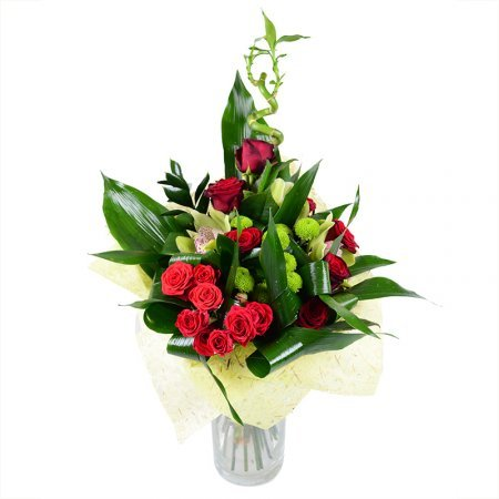 Bouquet For handsome man