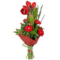 Order original bouquet for a man with delivery to any city of country or the world.