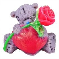 Product Teddy Bear Soap