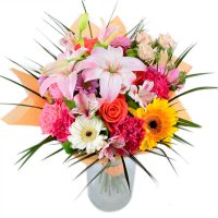 Bouquet «On sweetheart's Birthday» | make an order