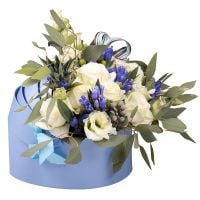 Bouquet  «To the birth of a boy» buy online