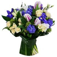 Buy bouquet «Vanilla sky» with delivery