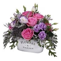 Provans bouquet �Fleur� with delivery