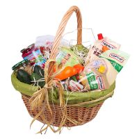 Order basket «Everything for Celebration» with delivery | UFL