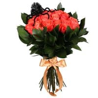Order best halloween flowers «To Beloved Witch» in online flower shop