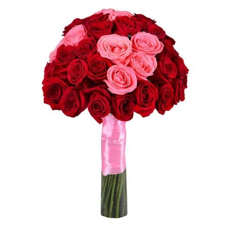 Buy a bouquet of roses 'Exquisite compliment' with delivery to any city