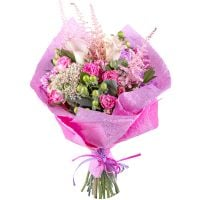 Order bouquet «Pink mood» in the UFL internet shop. Delivery!
