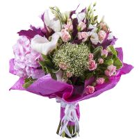 Order elegant bouquet «Beloved princess» in the online store with delivery to any city
