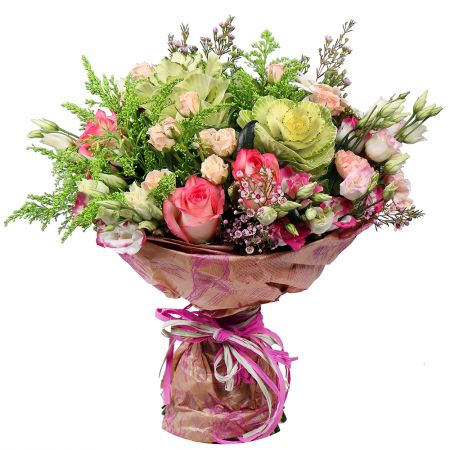 Order gorgeous bouquet «Graceful curtsy» in our online shop
