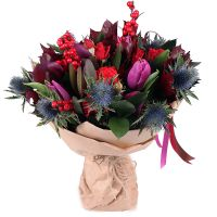 Bouquet Passion Declaration of Love
