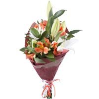 Order the bouquet «Touch of autumn» in our online shop. Delivery!