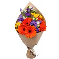 Order the bouquet �Midday sun� online for your beloved ones with delivery to any chosen country of the city and the world.