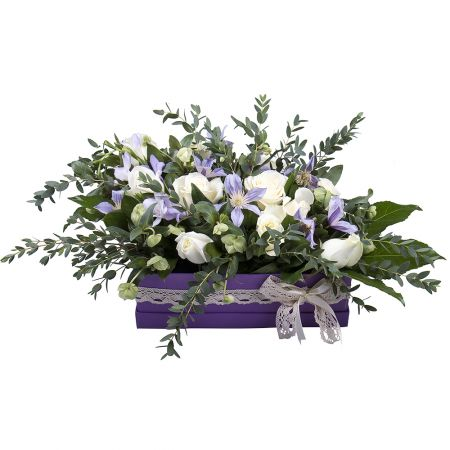 Order the bouquet «The angelic tenderness» in our online shop. Delivery!