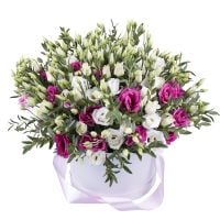 Order the bouquet «An elegant touch» in the online shop with delivery
