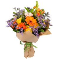 Buy bouquet �Heavenly ray� with delivery to any city of the country and the world.