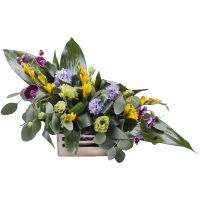 Order the bouquet «Bright Mifrid» in our online shop. Delivery!