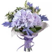 Buy pretty bouquet �Lavender tandem� with delivery to any city