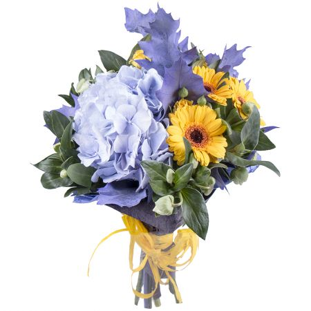 Buy original bouquet «Summer breath» with delivery to any city