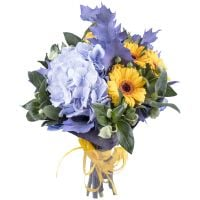 Buy original bouquet �Summer breath� with delivery to any city
