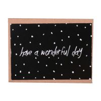 Card «Have a wonderful day»