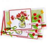 Product Greeting card on March 8 (2)
