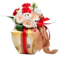 Buy flower bouquet �Gift for soul� with delivery