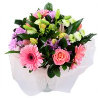 Bouquet «For a girlfriend» | buy online on UFL