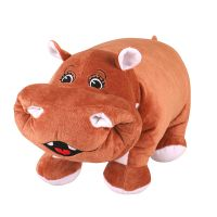 Soft toy - pillow Hippo as a present with delivery