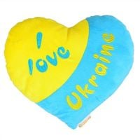 Product Pillow «I Love Ukraine»